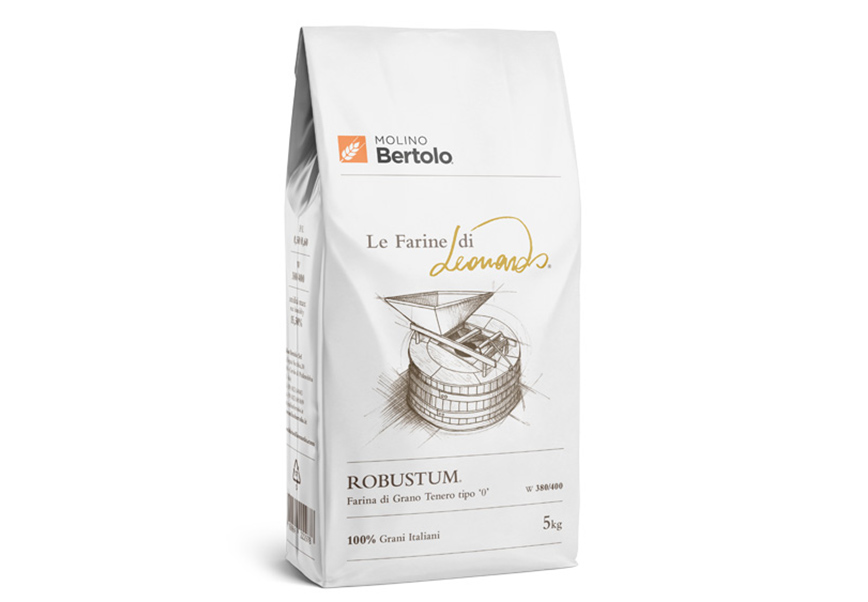 Robustum Soft Wheat  Grain Flour