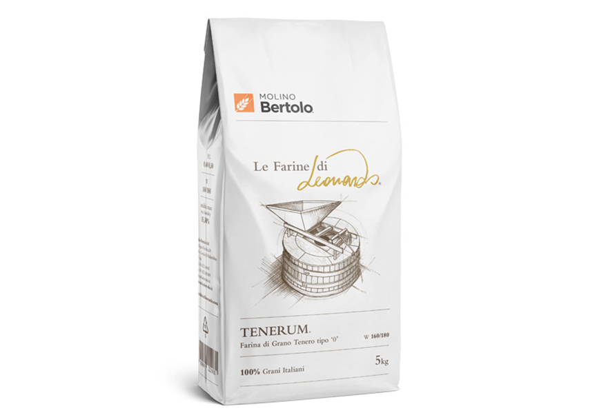 Tenerum® Soft Wheat Grain Flour